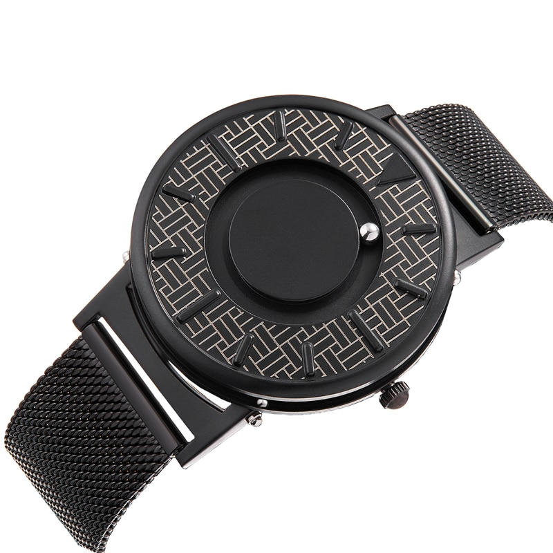 SL181W /  'Magnetic Steel Ball' Watches