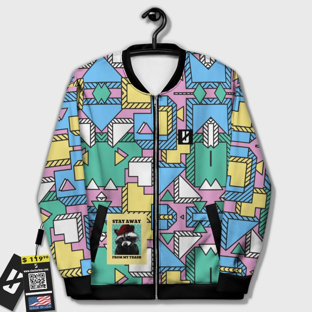 S.A.F.M.T - Bomber Jacket
